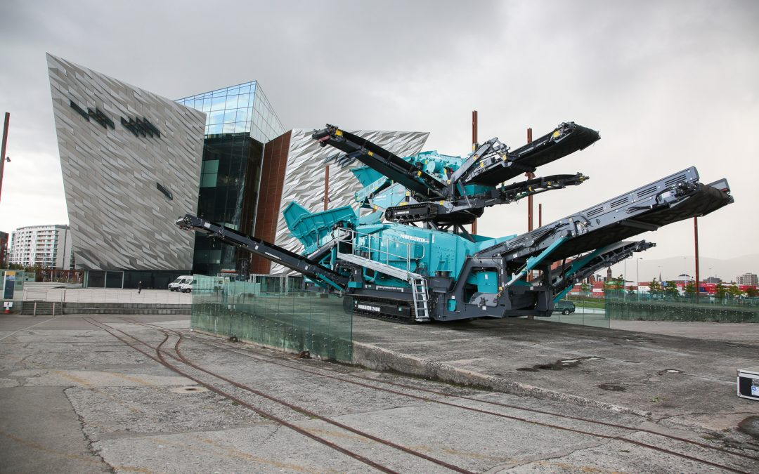 POWERSCREEN PREPARES FOR CONEXPO 2017