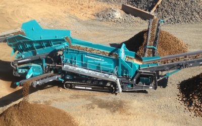 Lincom Group leads the pack for crushing and screening equipment