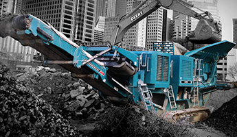 Powerscreen, Tracked Crushers, Tracked Screens, Crushing Equipment, Screen Equipment