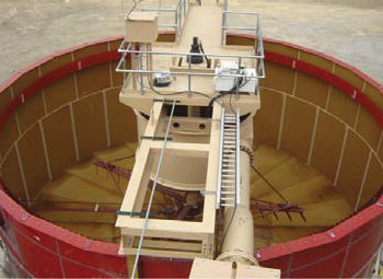 Water Recovery - High Rate Thickener