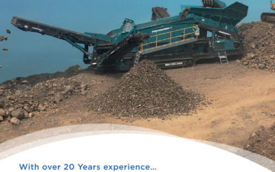Powerscreen® Warrior 2400